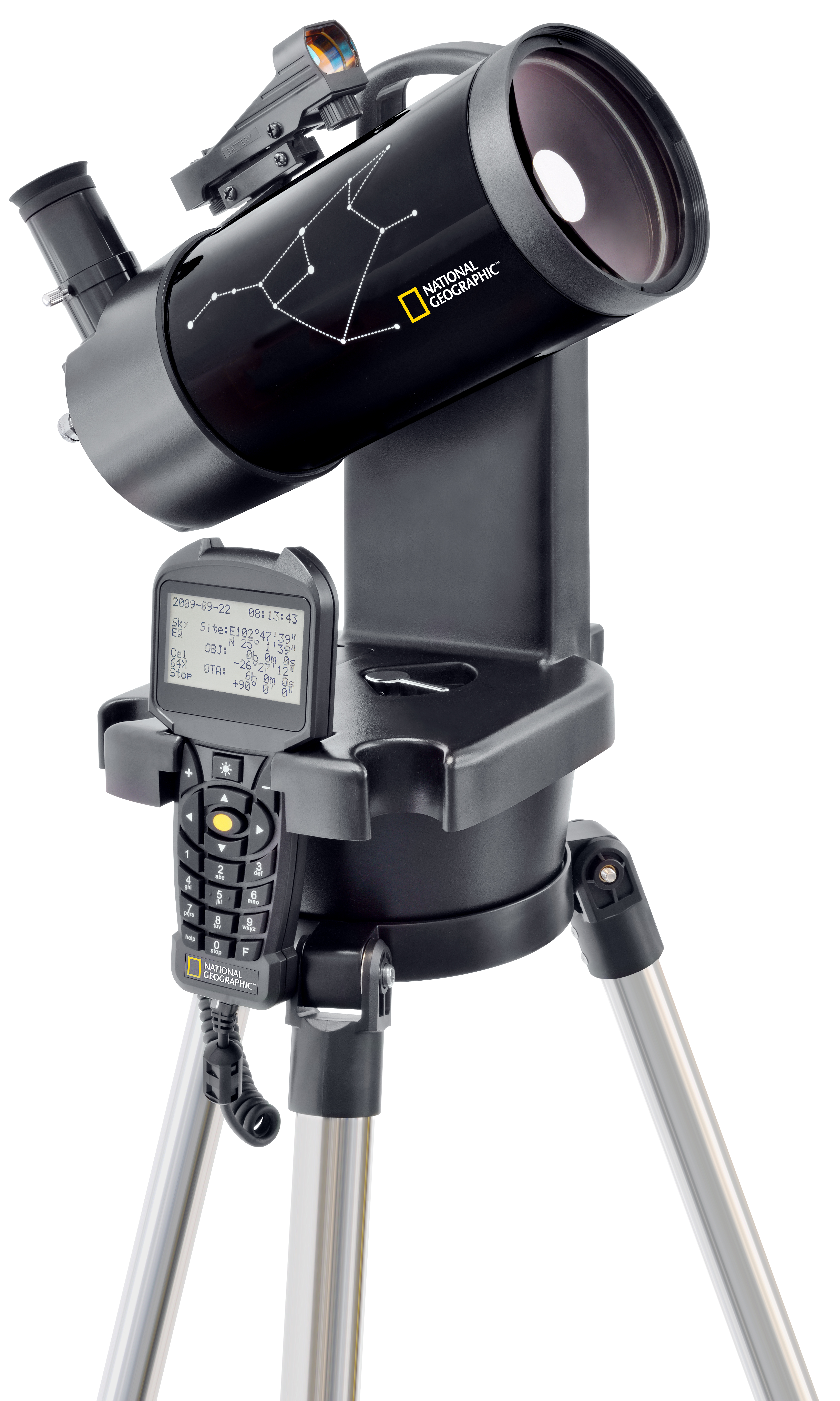 National Geographic Automatic Telescope 90 Mm Bresser