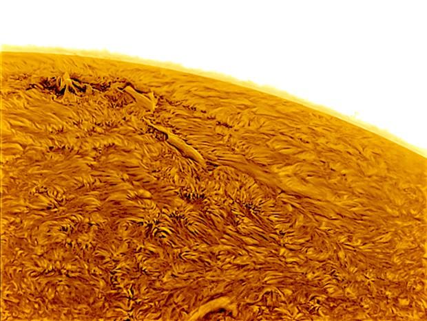 lunt ls152tha/b3400 h-alpha solar telescope   bresser