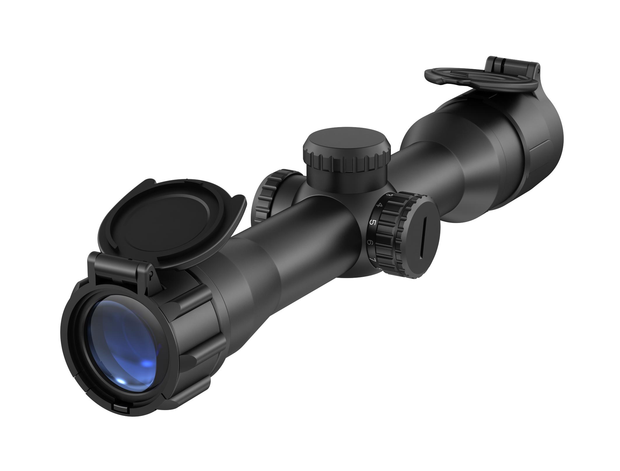 Entfernungsmesser Für Zielfernrohr : Zielfernrohr ce serie rangefinder leuchtabsehen armbrust