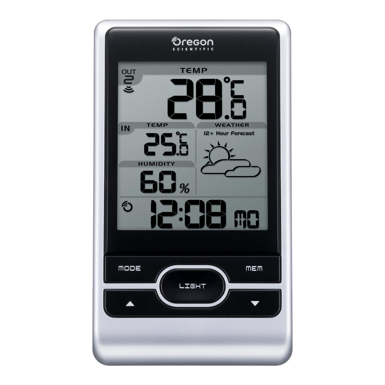 7d8205c77 Oregon Scientific Wireless Weather Station with Frost Alarm - Silver. OREGON  SCIENTIFIC · (0)