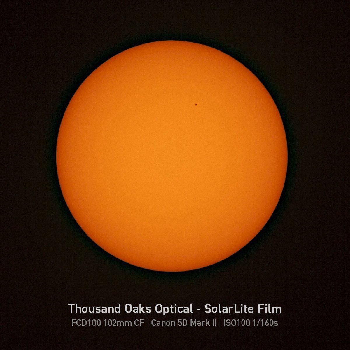 Explore Scientific Sun Catcher Solar Filter For 60 80mm