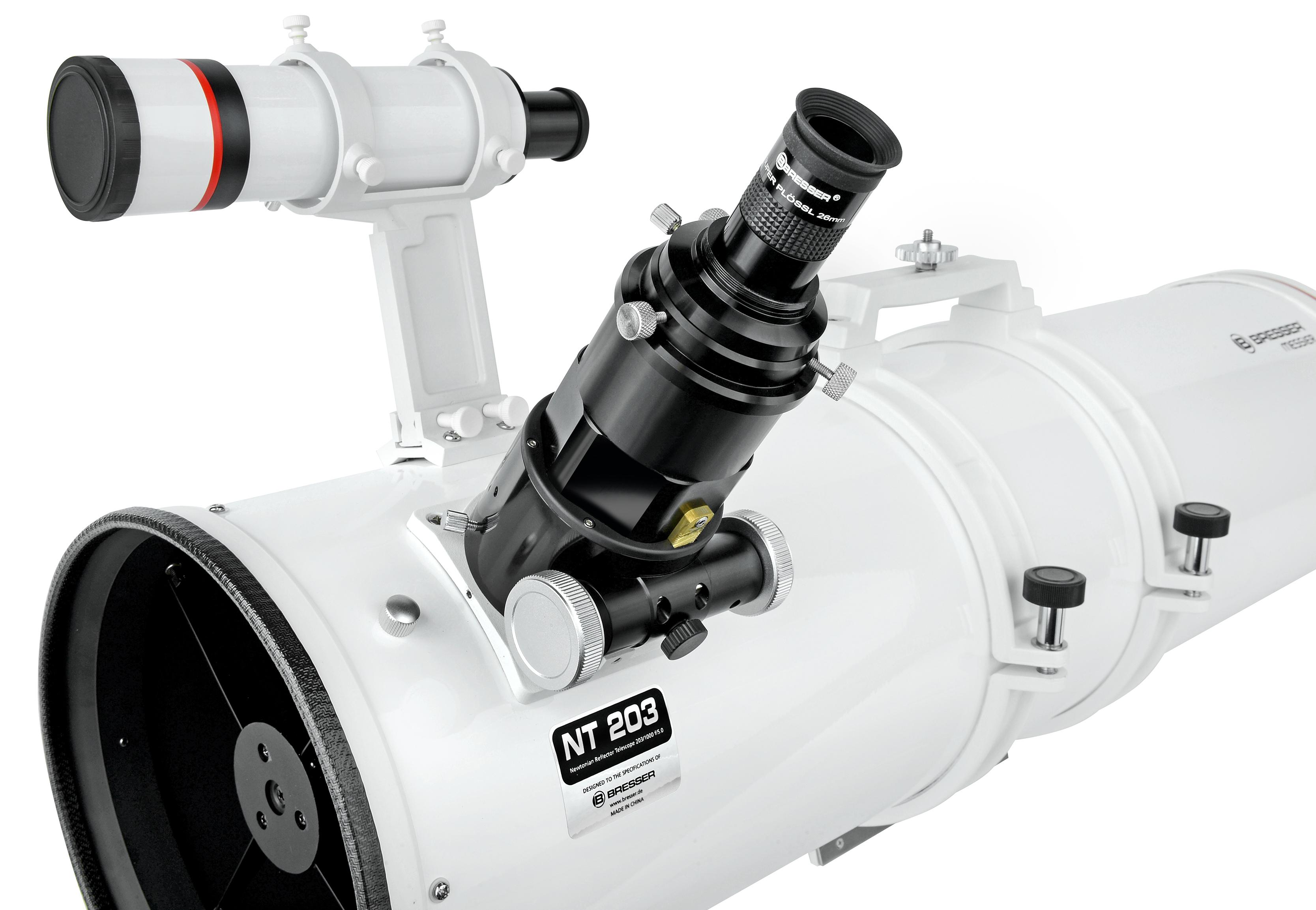 Bresser Messier Nt 203 1000 Hexafoc Optical Tube Bresser