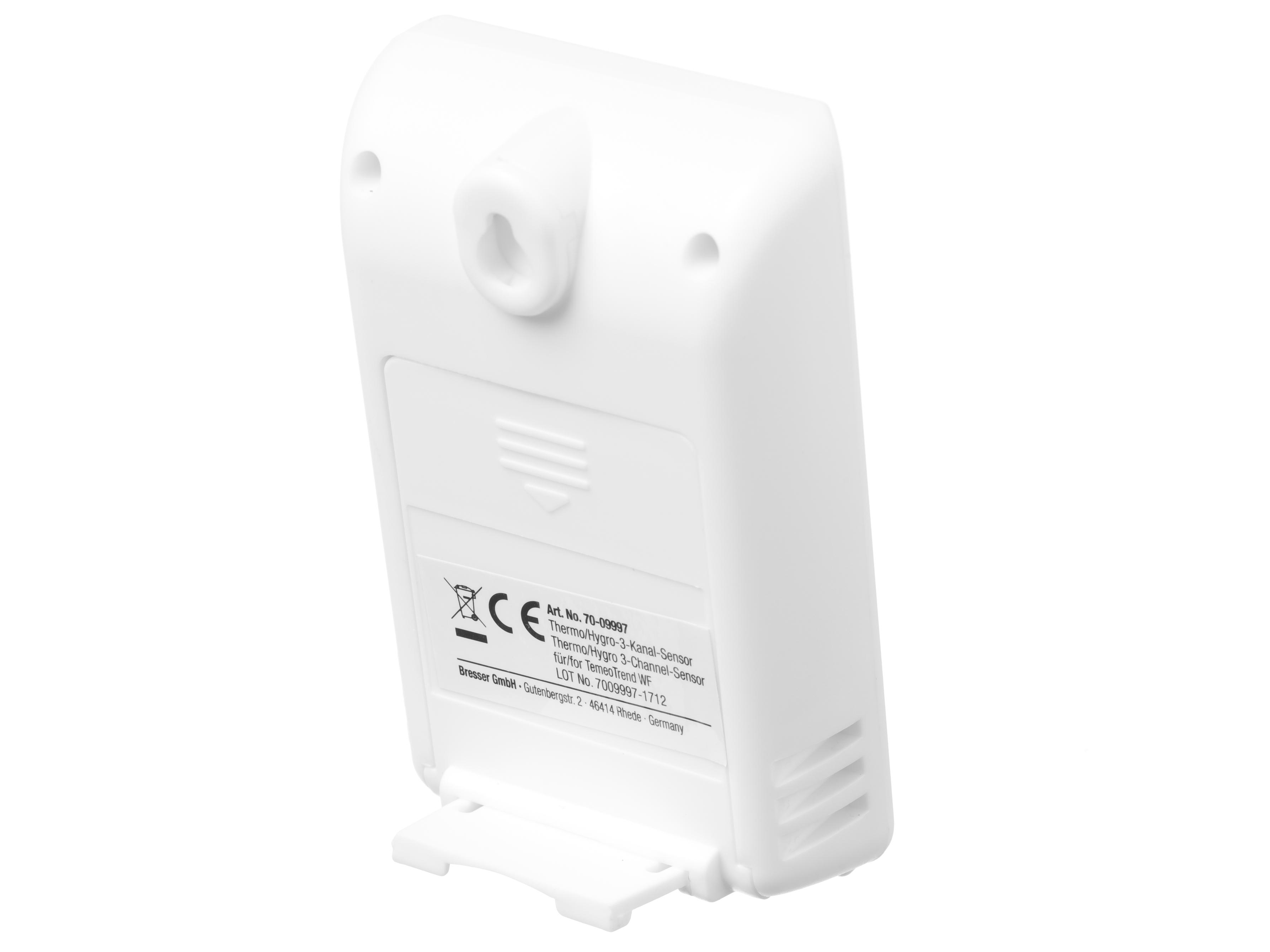 Bresser Thermo-//hygro-sensor 3/Kanal