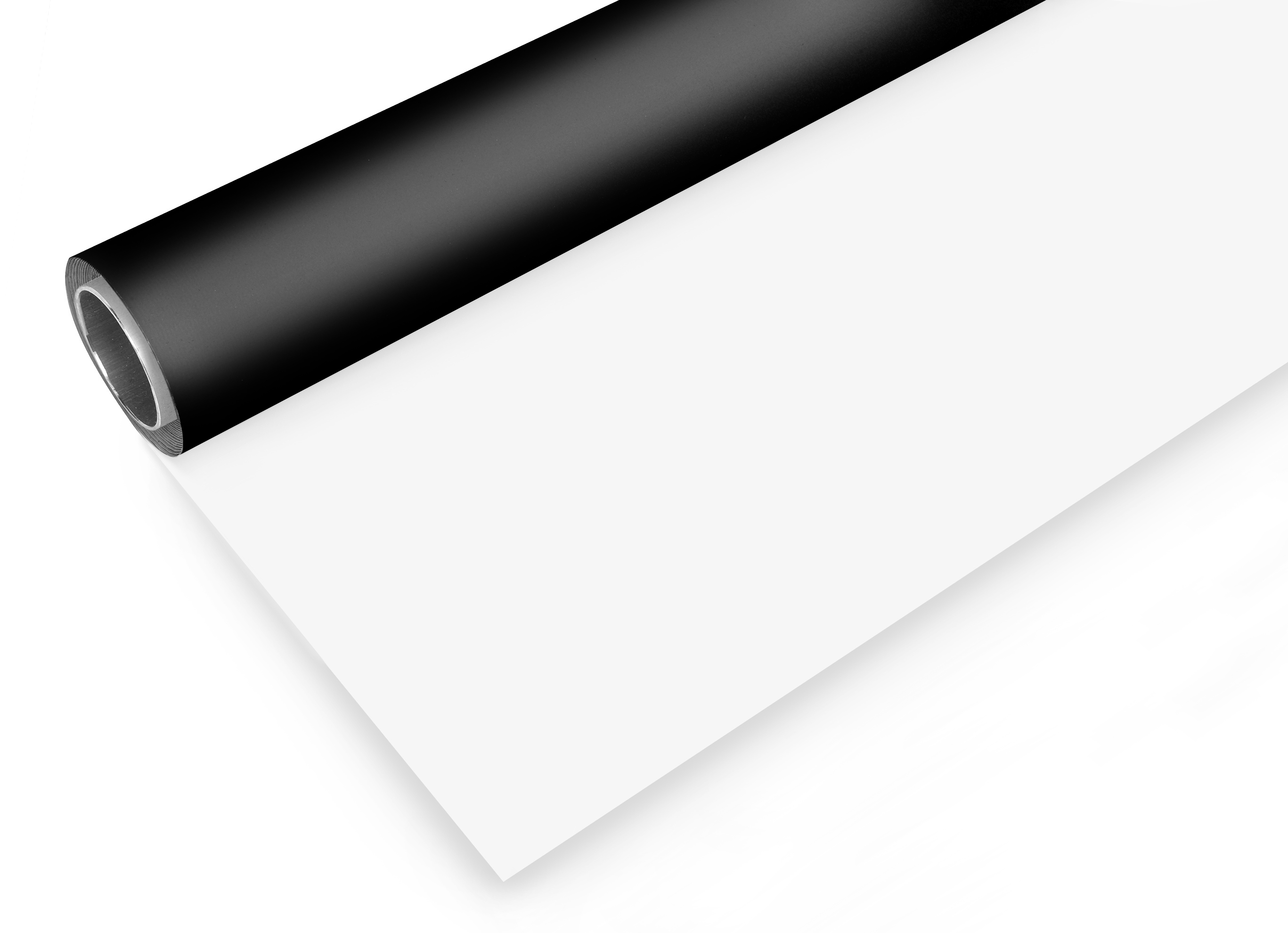 Bresser Vinyl Background Roll 2x6m Black White Bresser