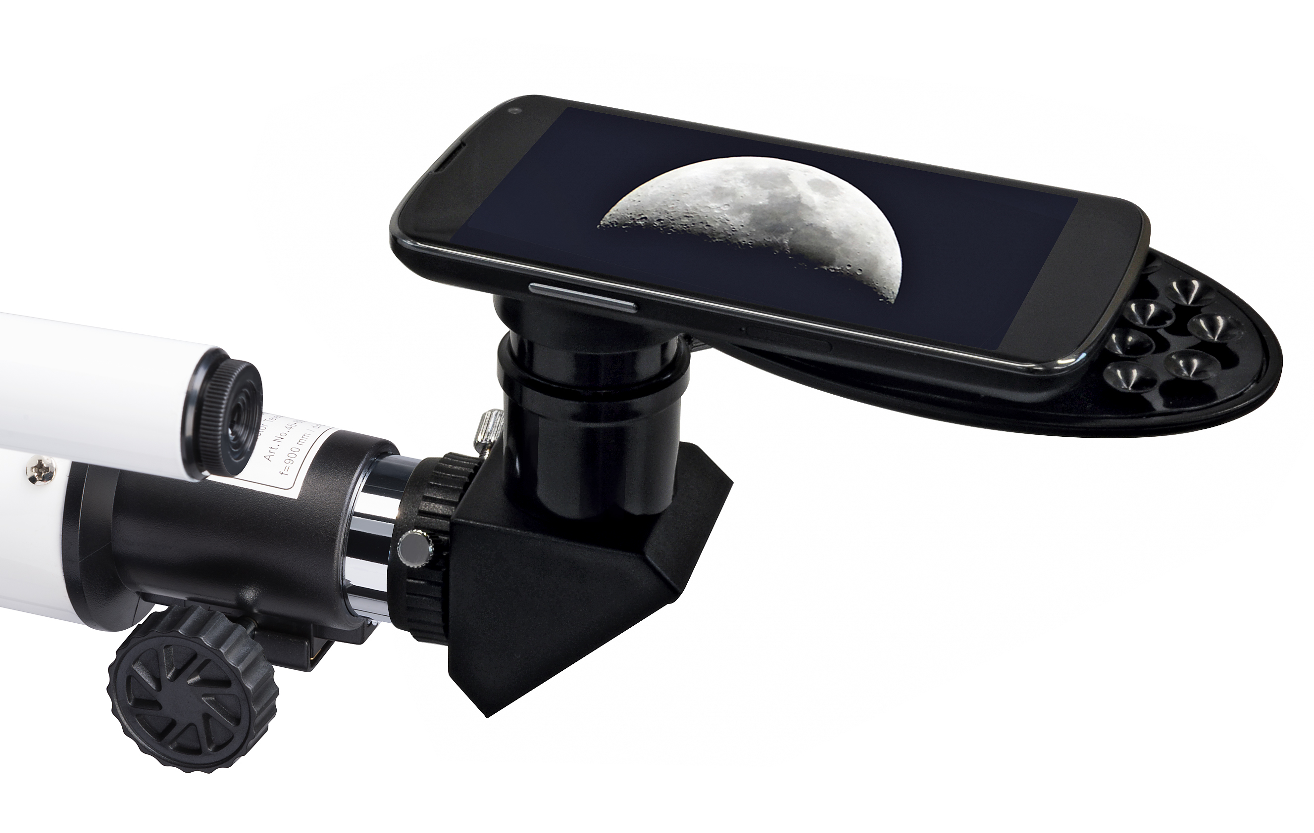 Bresser smartphone halterung für teleskope mit okular bresser