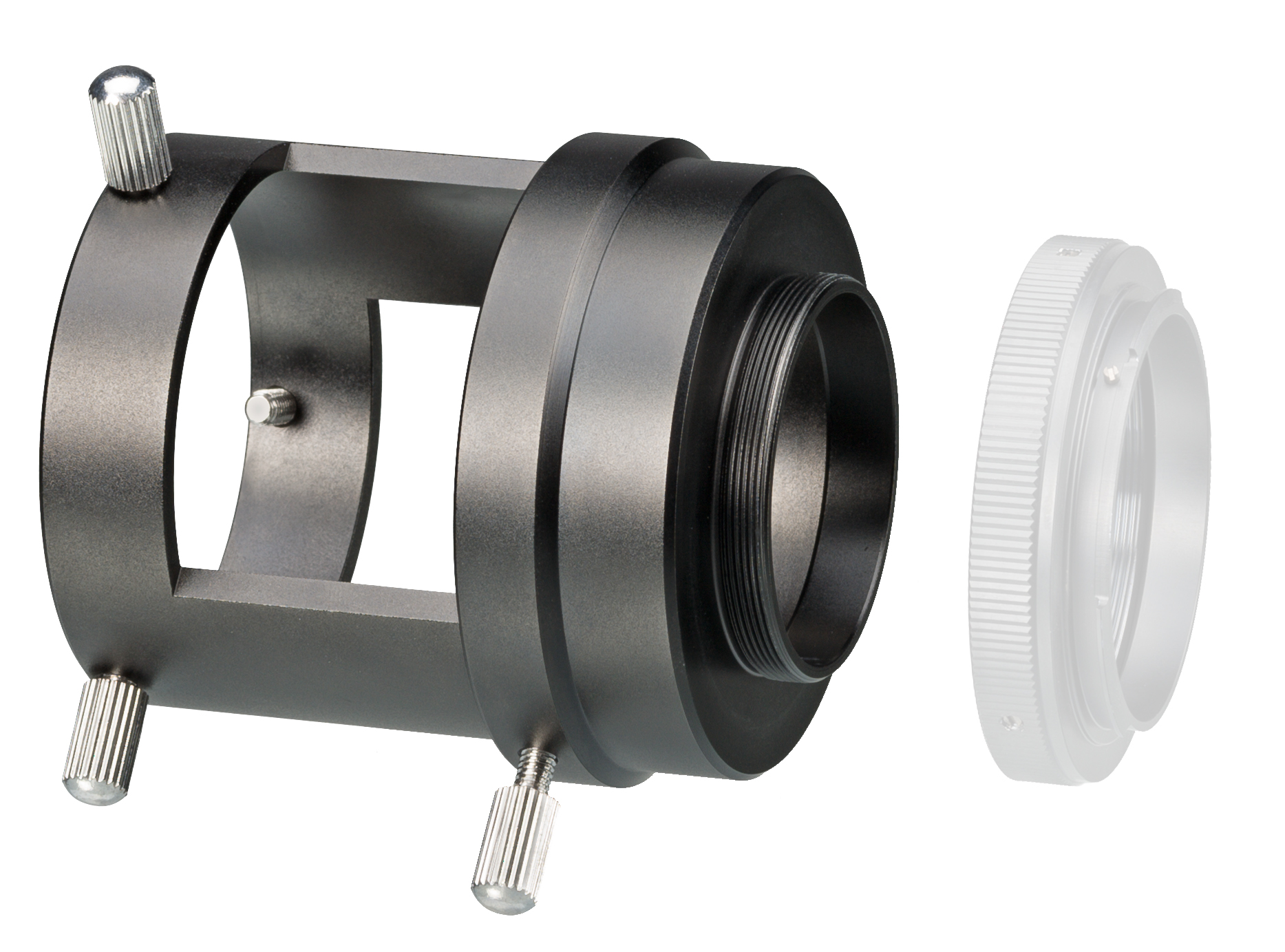Bresser fotoadapter zum anschluss von dslr kameras an spektive der