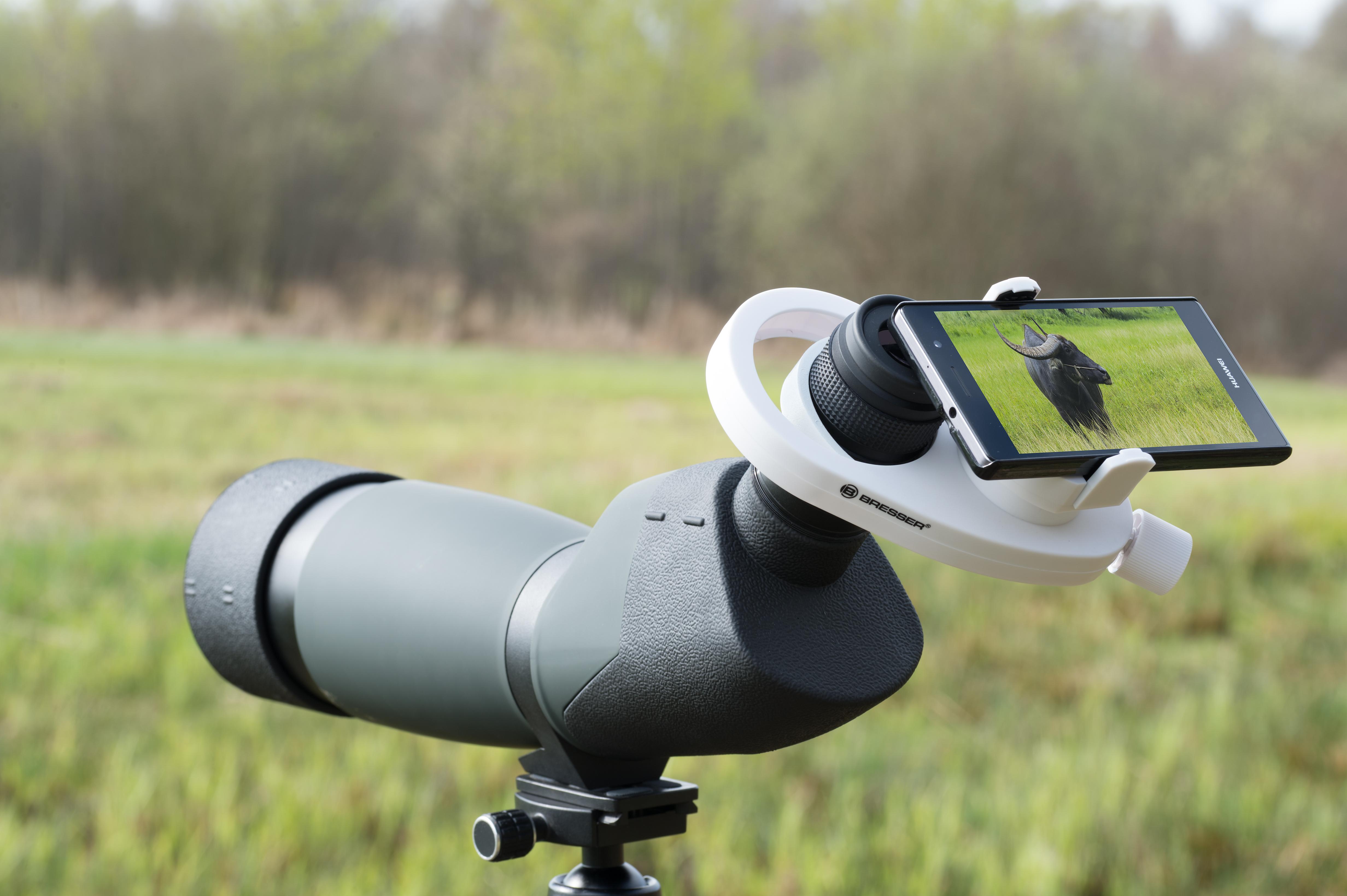 Bresser universal smartphone kameraadapter bresser