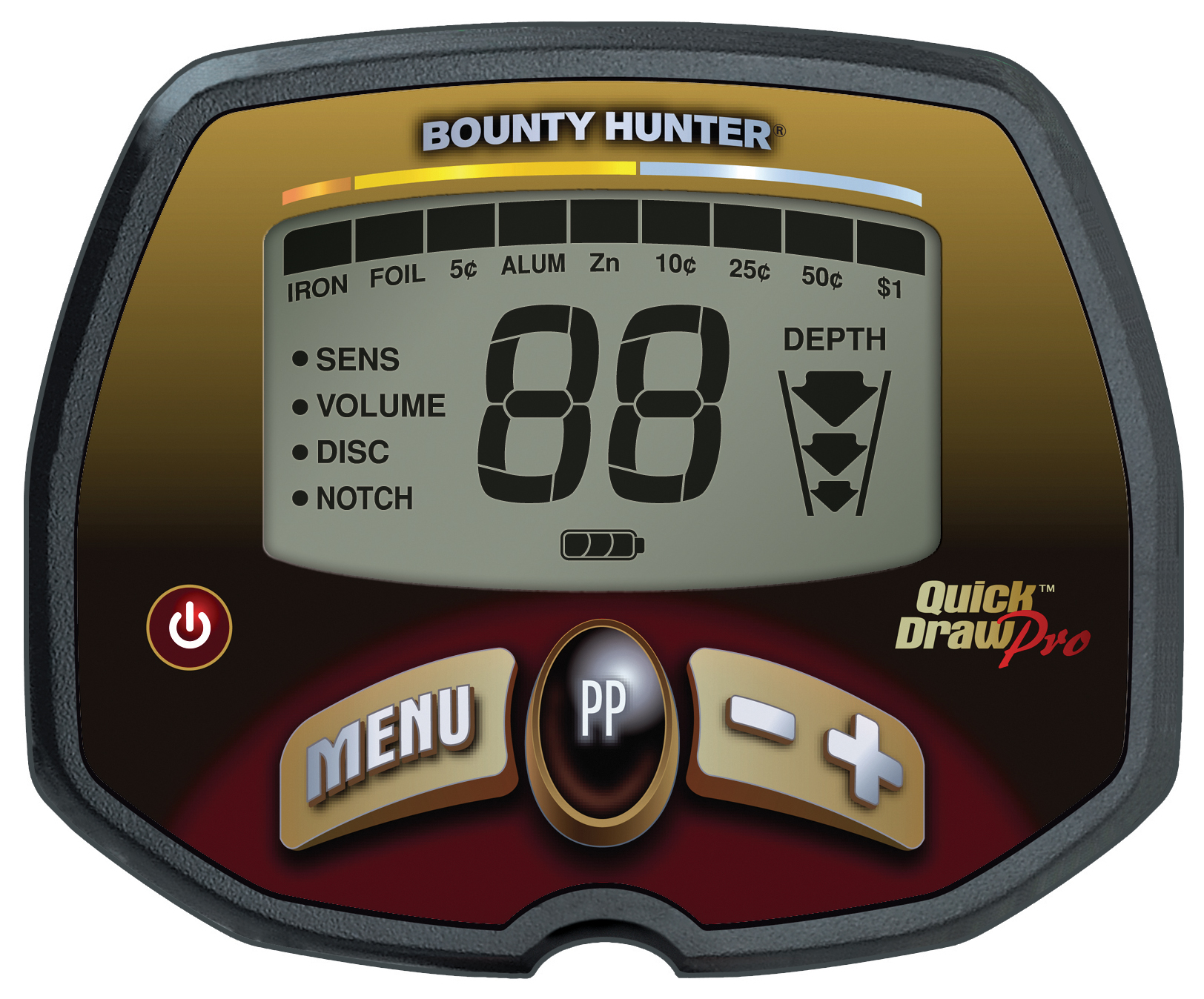 bounty hunter quick draw 2 manual