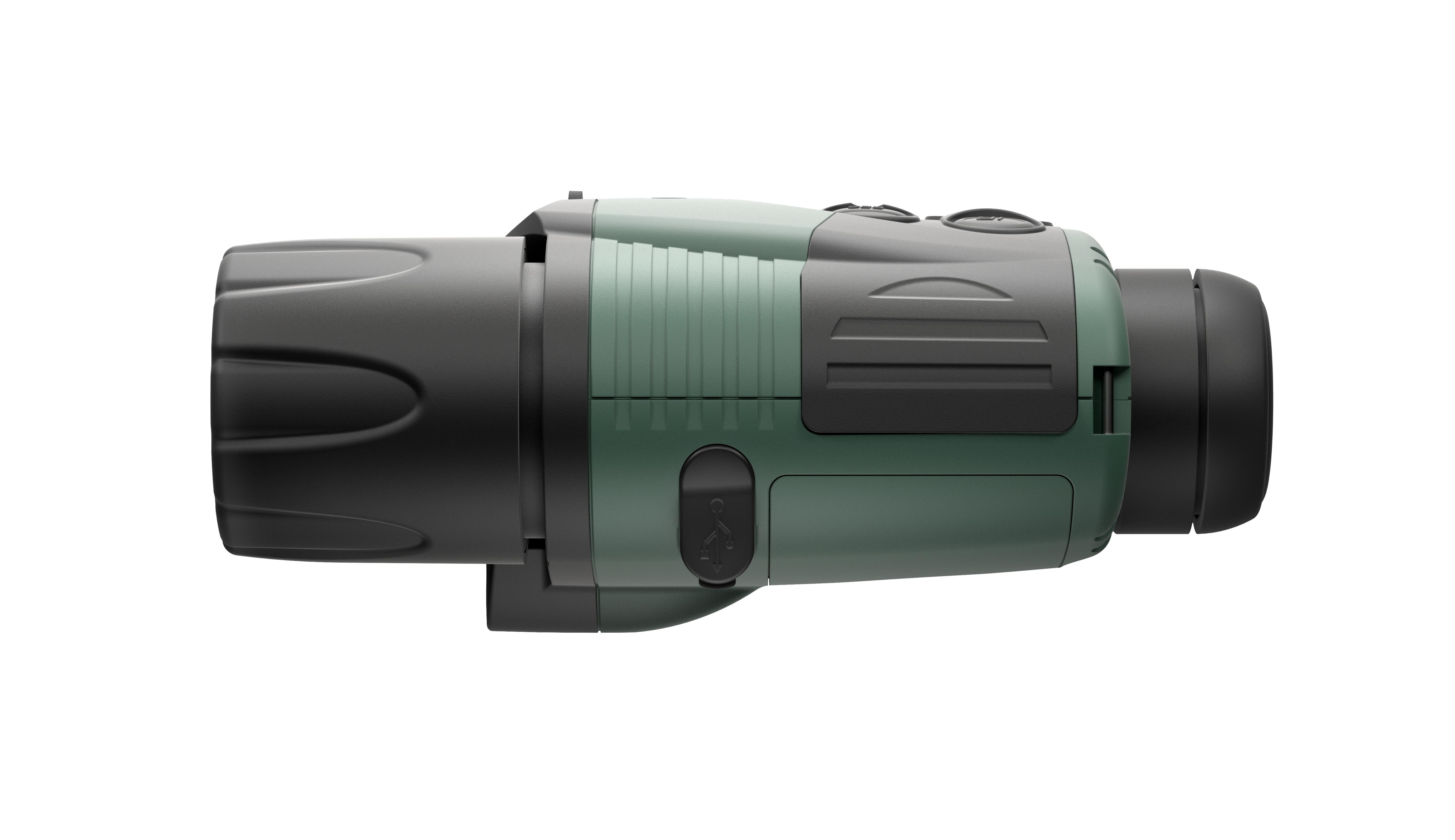 Fernglas Mit Digitalem Entfernungsmesser : Yukon ranger rt 6.5x42 s digitales nachtsichtgerät mono bresser